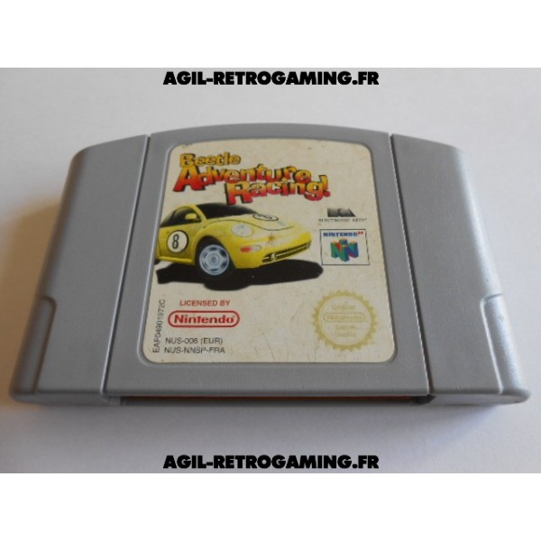 Beetle Adventure Racing