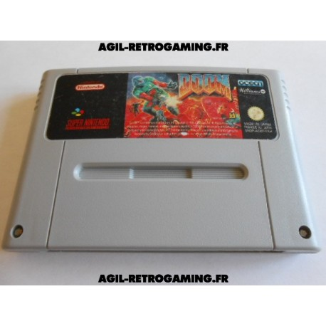 Doom pour Super Nintendo