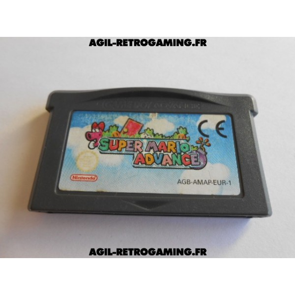 Super Mario Advance - Super Mario Bros 2 & Mario Bros