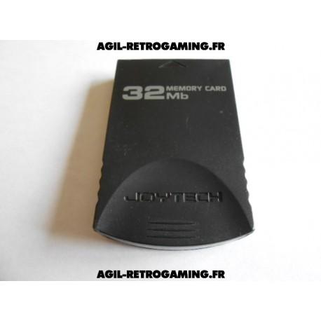 Carte mémoire 32Mo pour GameCube