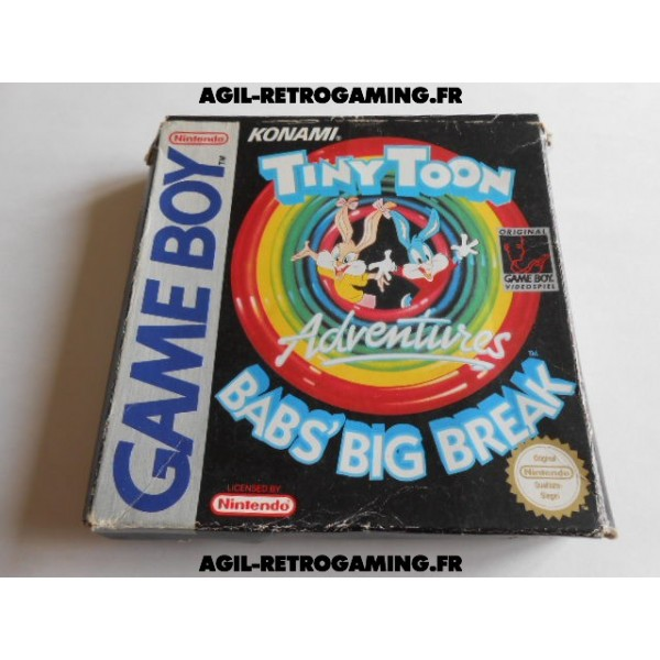 Tiny Toon Adventures Game Boy
