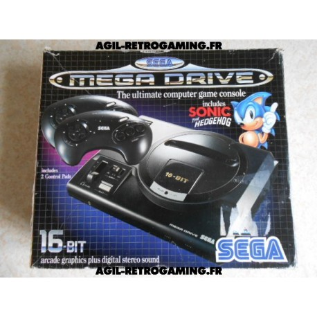 Megadrive Pack Sonic