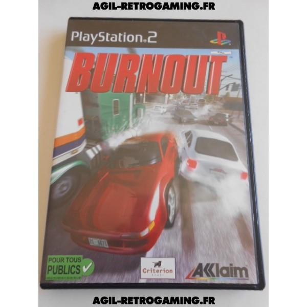 Burnout sur PS2