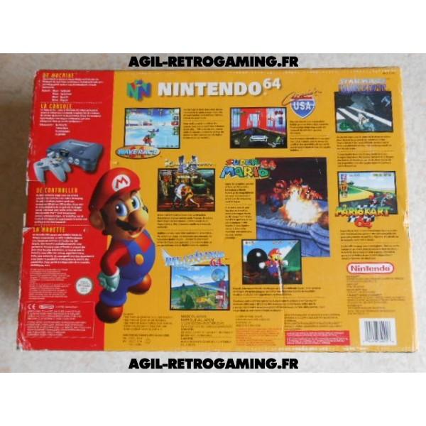 Nintendo 64 (EUR) en boite