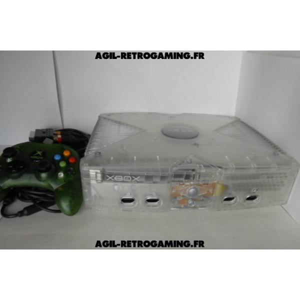 Console Xbox Crystal