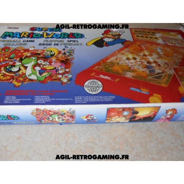 Flipper Super Mario World - Pinball
