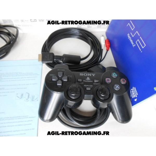 Console PS2 Silver en boite