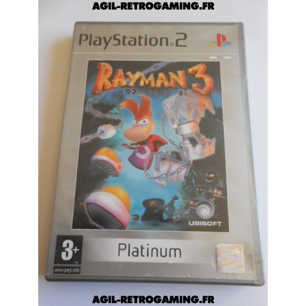 Rayman 3 sur PS2