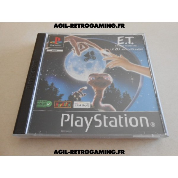 E.T. L'Extra-Terrestre PS1