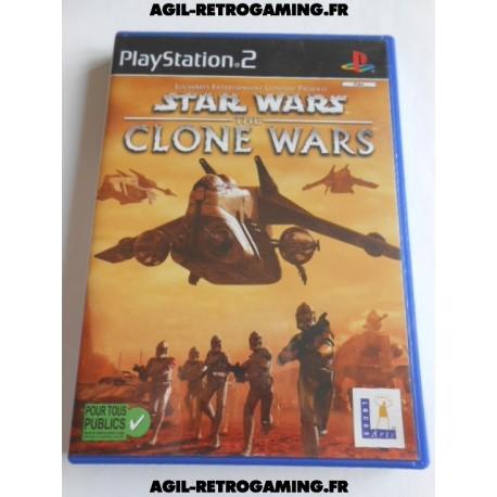 Star Wars: The Clone Wars PS2
