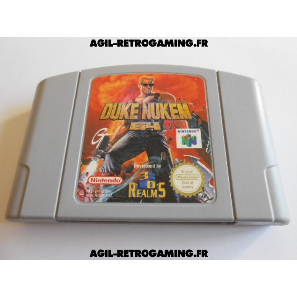 Duke Nukem 64 en loose