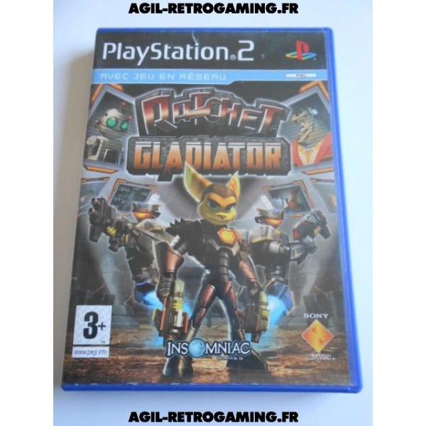 Ratchet : Gladiator PS2