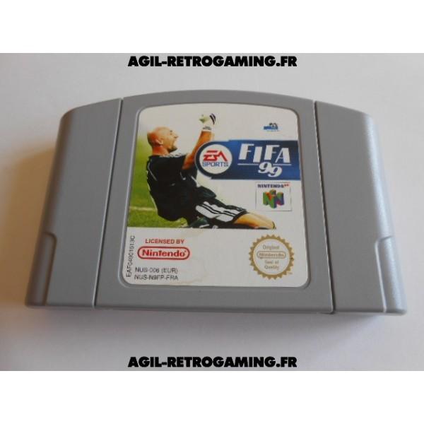 Fifa 99 sur Nintendo 64
