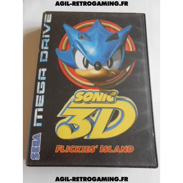 Sonic 3D Flickies' Island