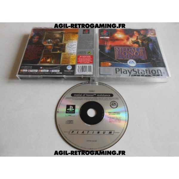 Medal Of Honor 2 : Resistance PS1