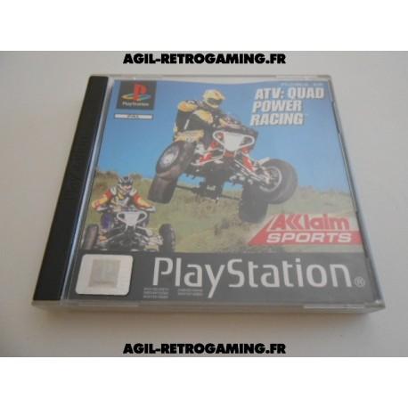 ATV: Quad Power Racing PS1
