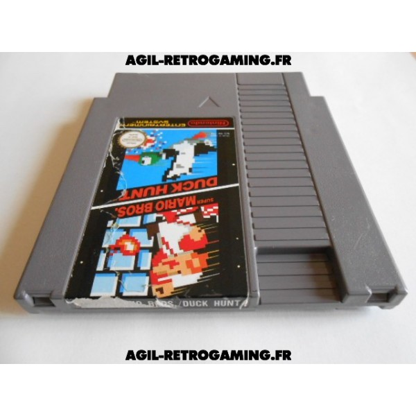 Super Mario Bros./Duck Hunt pour NES