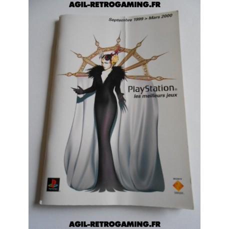 Catalogue des meilleurs jeux PS1