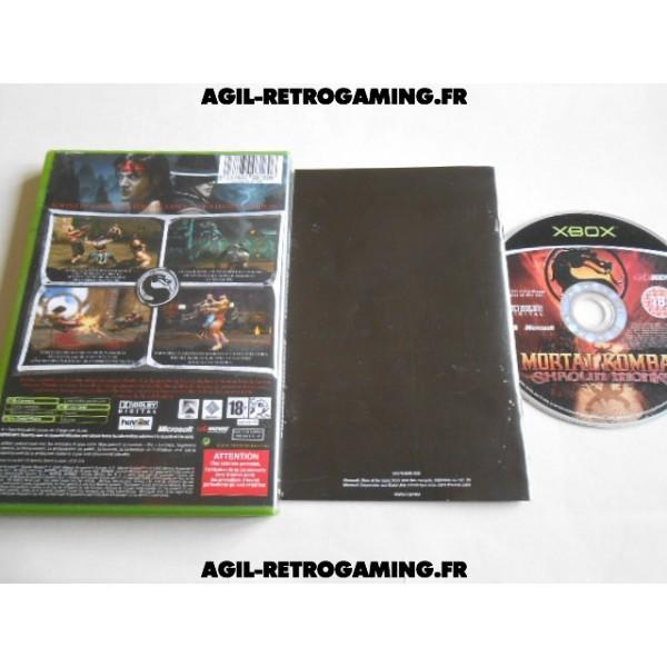 Mortal Kombat : Shaolin Monks Xbox