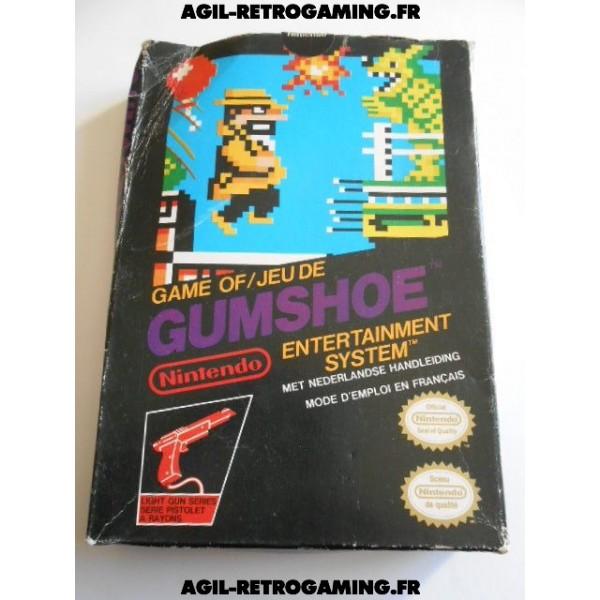 Gumshoe NES
