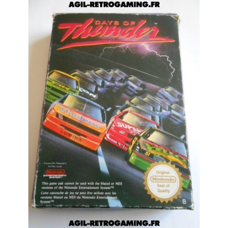 Days of Thunder NES