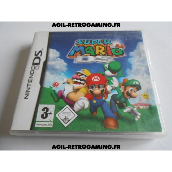 Super Mario 64 sur DS