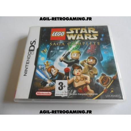 Lego Star Wars II sur DS