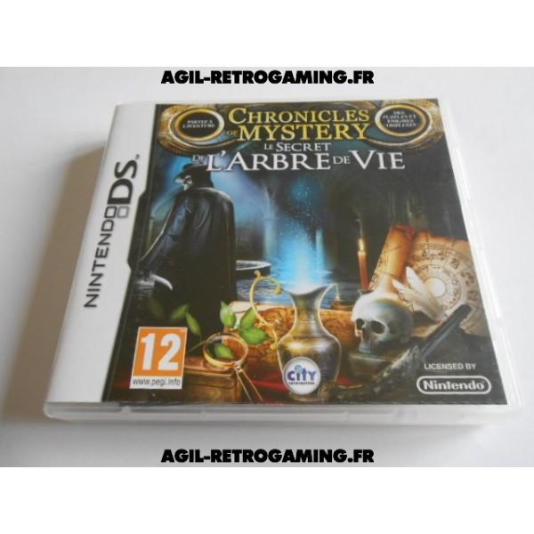 Chronicles of Mystery Le Secret de l'Arbre de Vie