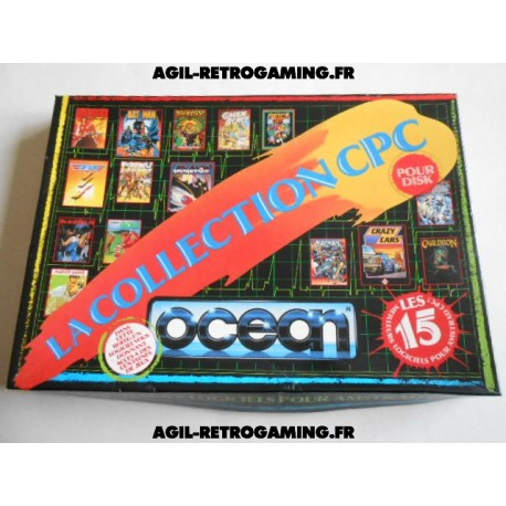 La Collection Amstrad CPC - Ocean
