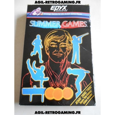 Summer Games Atari 2600