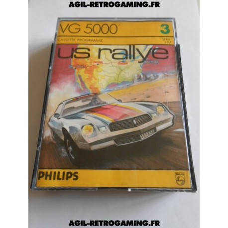 US Rallye VG5000