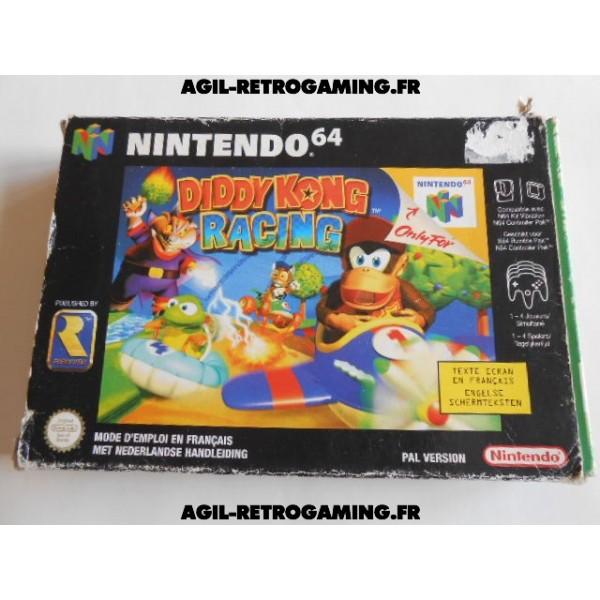 Diddy Kong Racing pour Nintendo 64