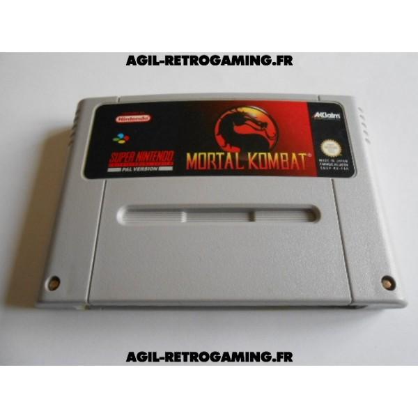 Mortal Kombat SNES