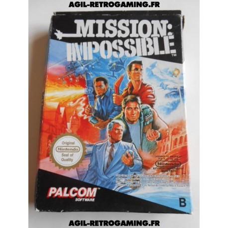 Mission Impossible en boite
