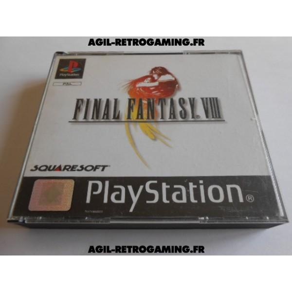 Final Fantasy VIII pour PS1