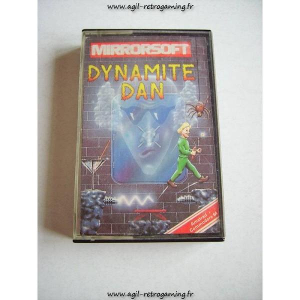 Dynamite Dan pour Amstrad et Commodore 64