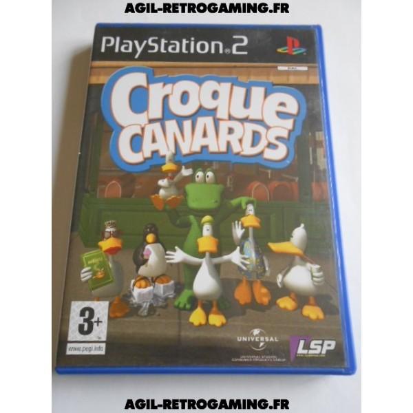 Croque Canards PS2