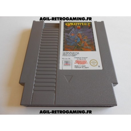Gauntlet II NES