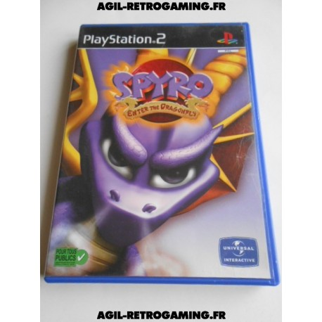 Spyro : Enter the Dragonfly