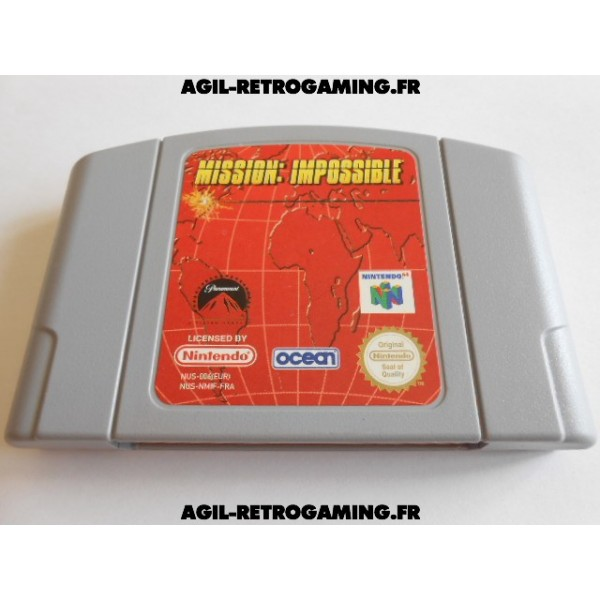 Mission Impossible N64