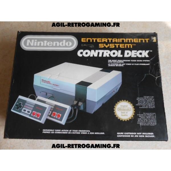 NES Pack Control Deck en boite