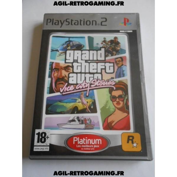 Grand Theft Auto (GTA): Vice City Stories
