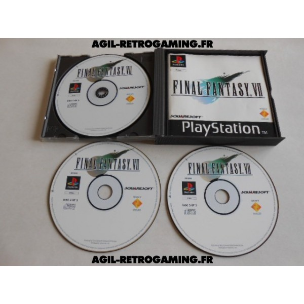 Final Fantasy VII sur PS1
