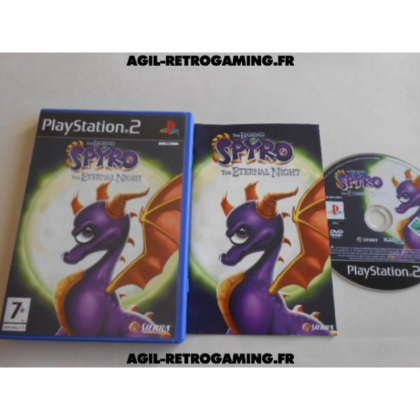 The Legend of Spyro The Eternal Night