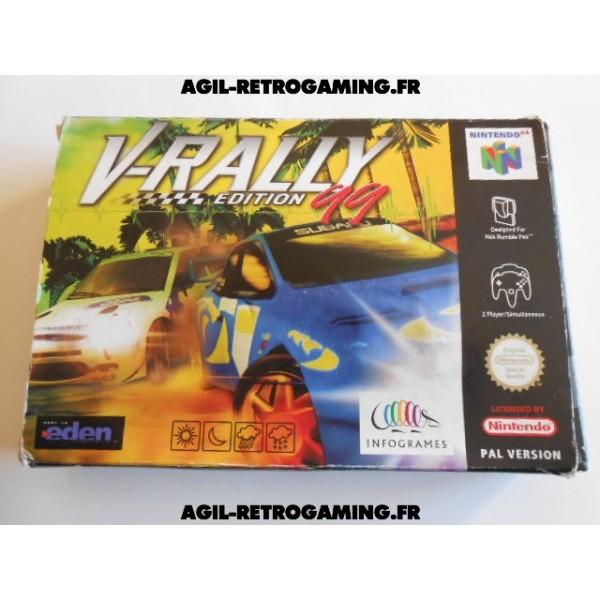 V-Rally Edition 99 N64
