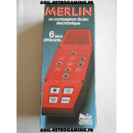 Jeu électronique : Merlin