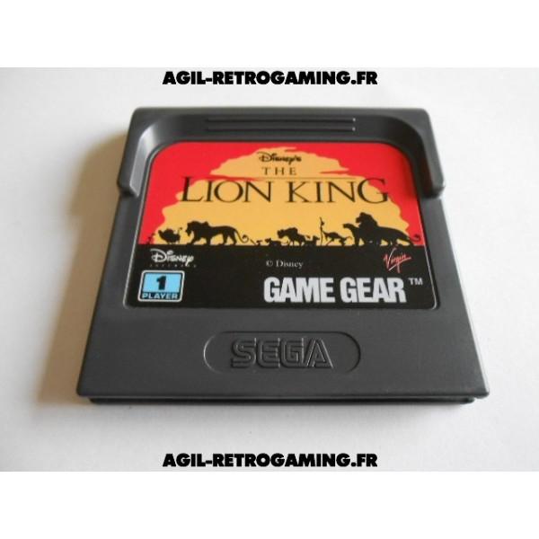 Le Roi Lion pour Game Gear