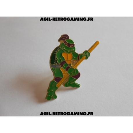 Pin's Tortues Ninja Donatello