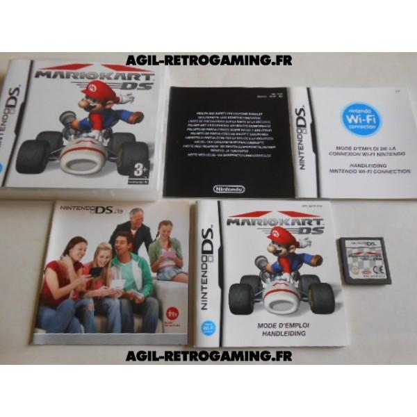 Mario Kart sur Nintendo DS