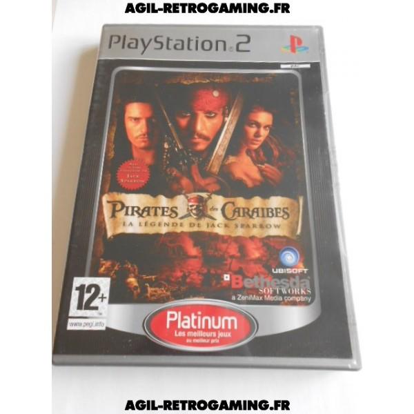 Pirates des Caraibes : La légende de Jack Sparrow